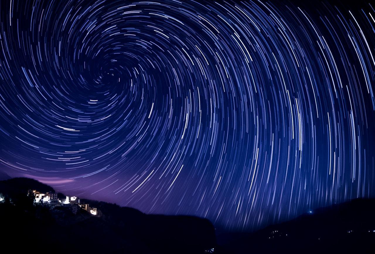 我和十万颗星星一起想你